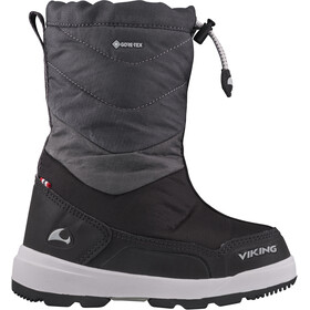 Viking Footwear Halden GTX Winter Boots Kids black/charcoal